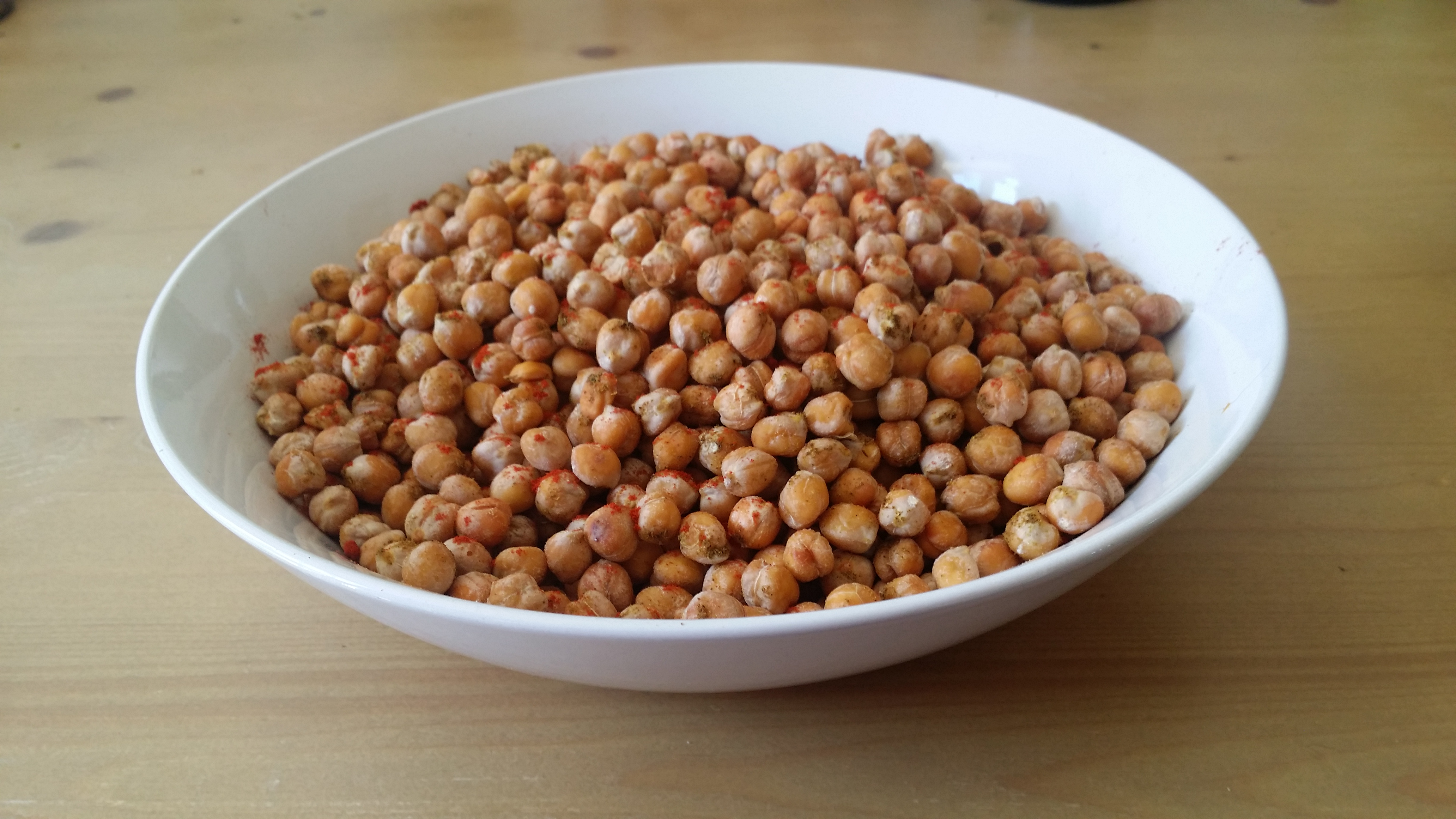 Roasted Chickpeas Pic