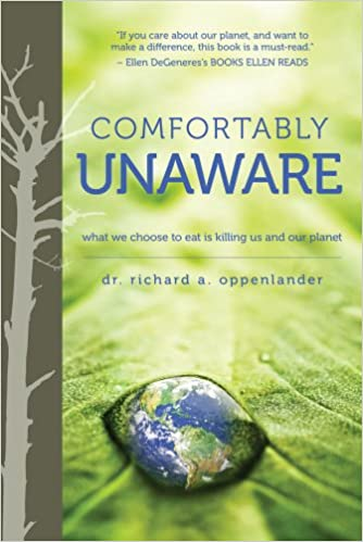 """Book Review: """"Comfortably Unaware"""" by Richard Oppenlander"""