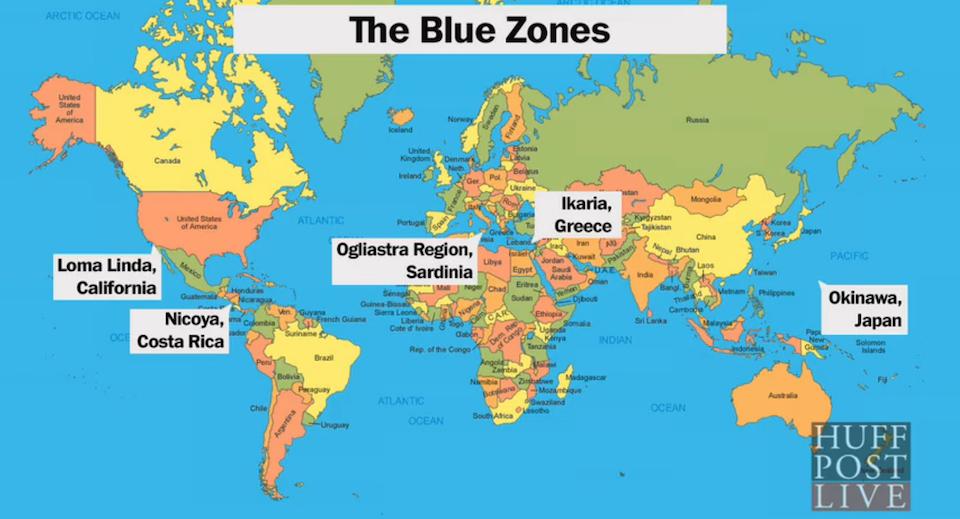 Blue Zone Longevity | HowStuffWorks