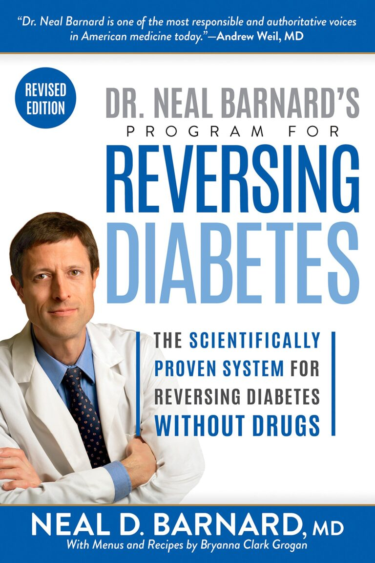 The Reverse Diabetes Diet by Dr. Neal Barnard