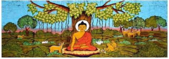 Animals and the Buddha