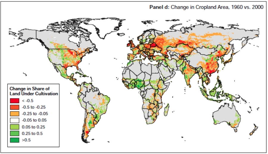 How Animal Agriculture is the Primary Driver of Global