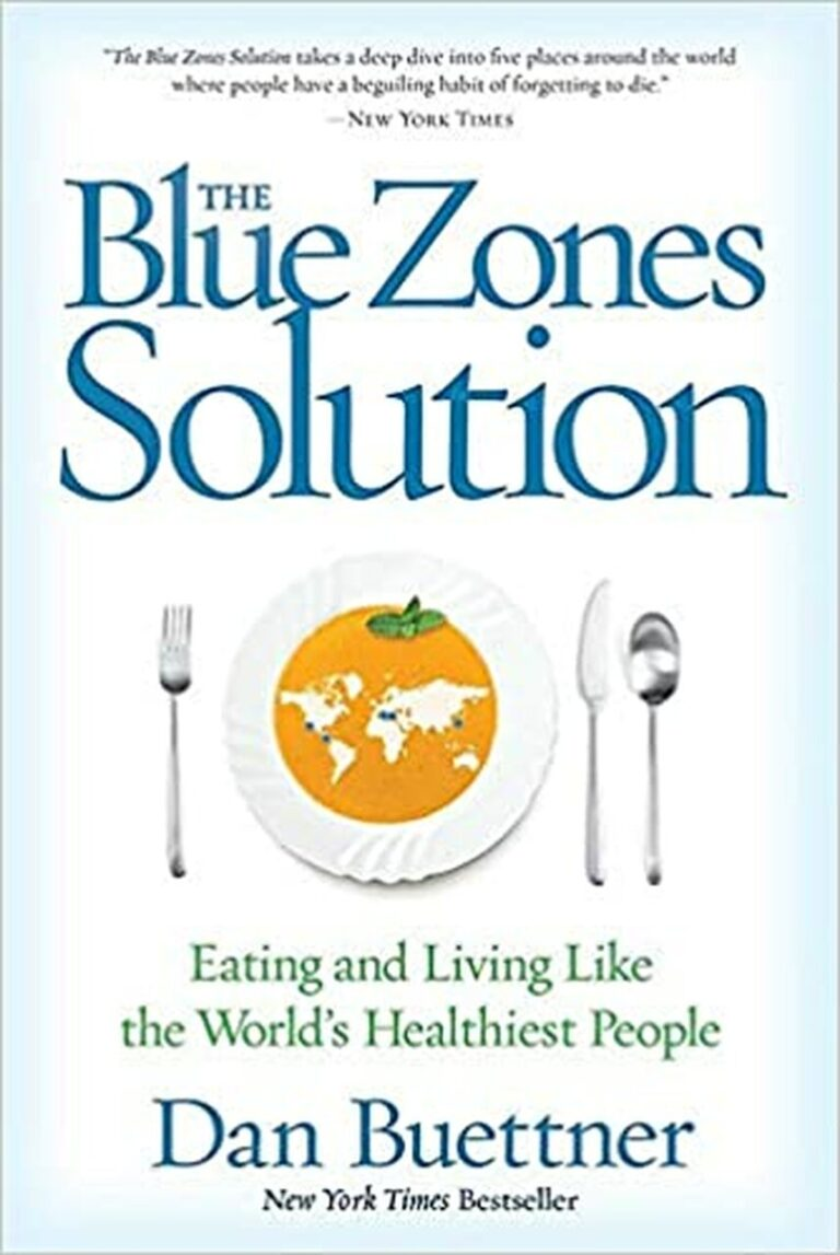 The Blue Zones Solution (book review)