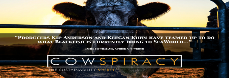 Cowspiracy: The Sustainability Secret (movie review)