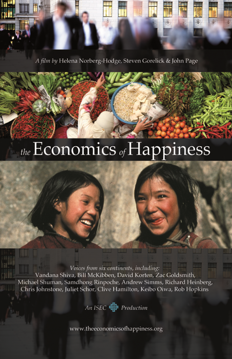 The Economics of Happiness (movie review)
