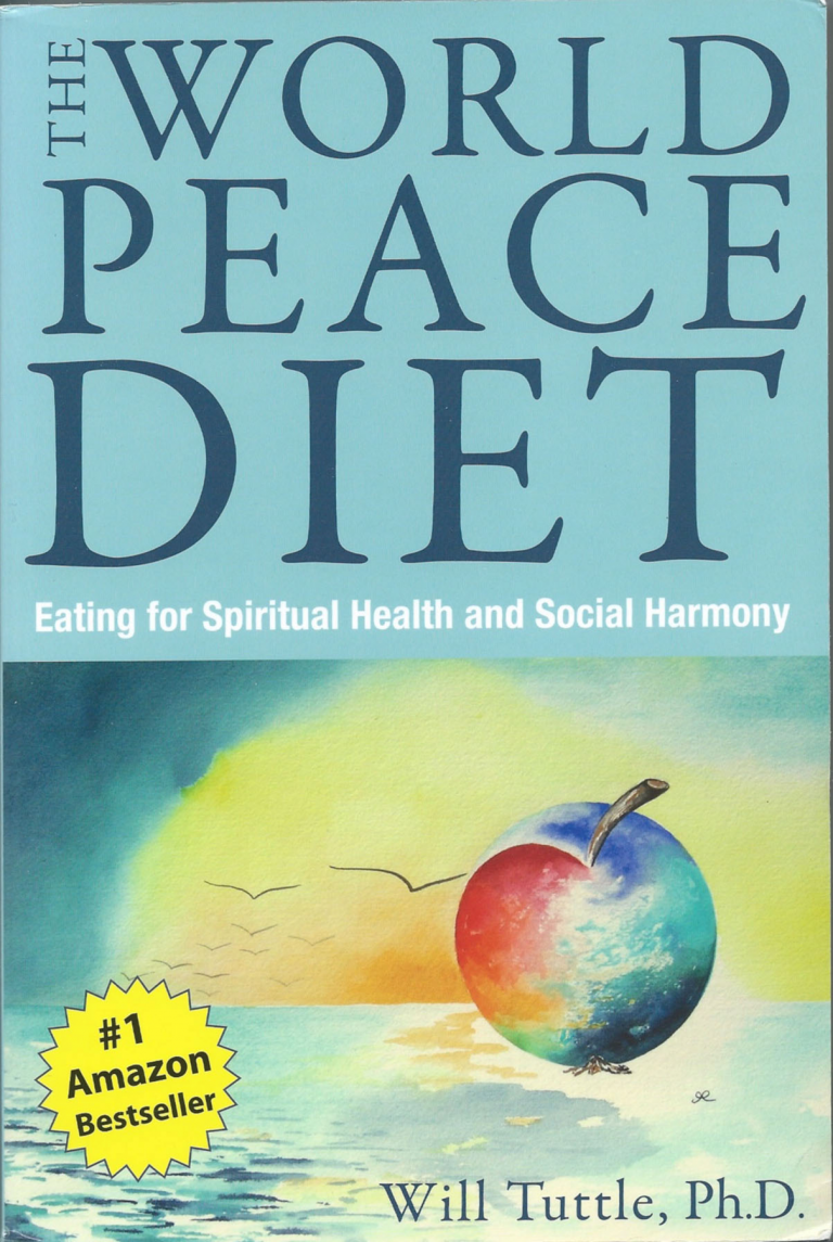 The World Peace Diet by Will Tuttle (book review)