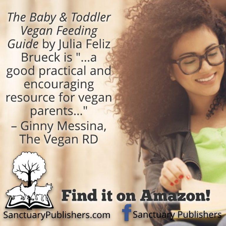 Vegan Parenting in a Very Non-Vegan World