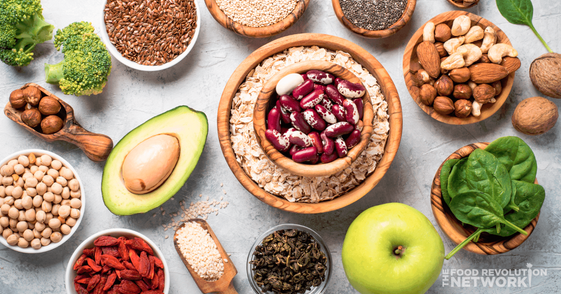 Why is Fiber Good for you and How to Get Enough Fiber!