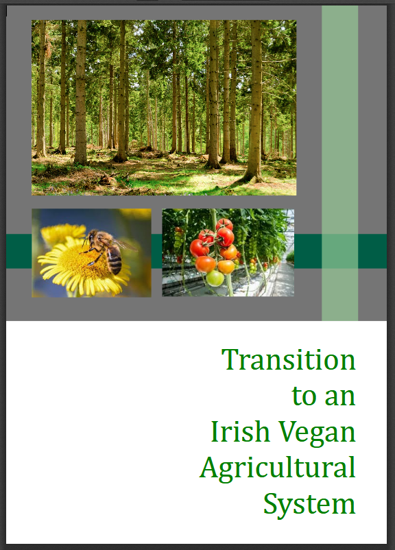 Transition to an Irish Vegan Agricultural System