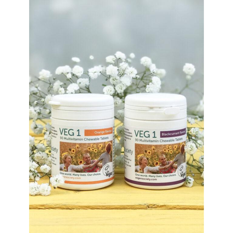 Nutritional Supplements for Vegans