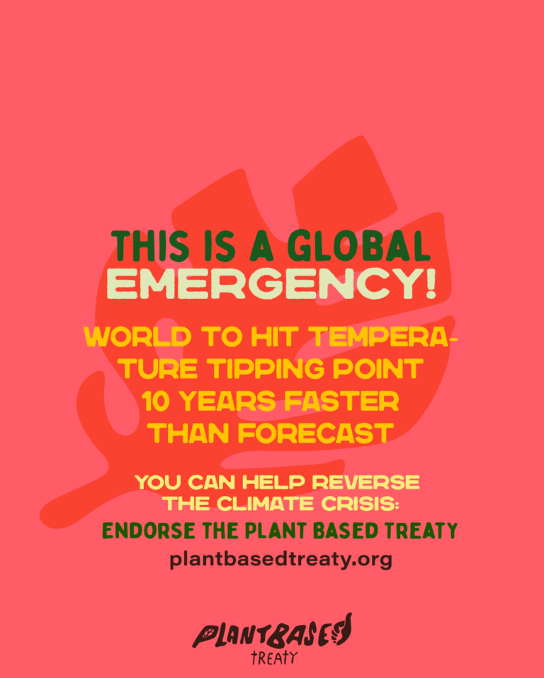 International Plant Based Treaty
